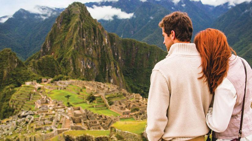 pass your honeymoon in machu picchu peru