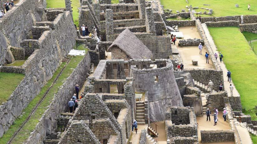 mysteries of machu picchu citadel
