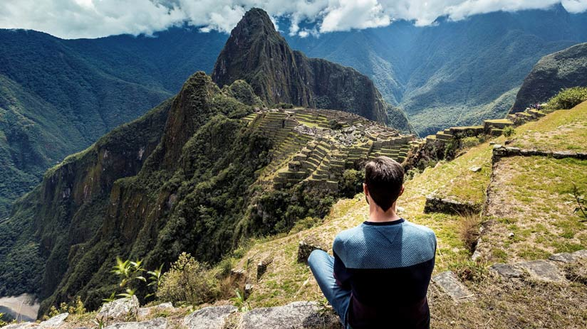 mysteries of machu picchu mountain