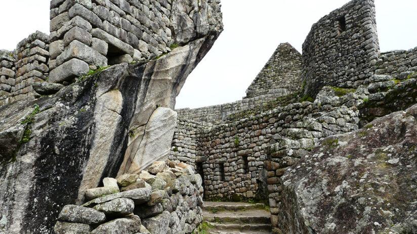 mysteries of machu picchu road to citadel