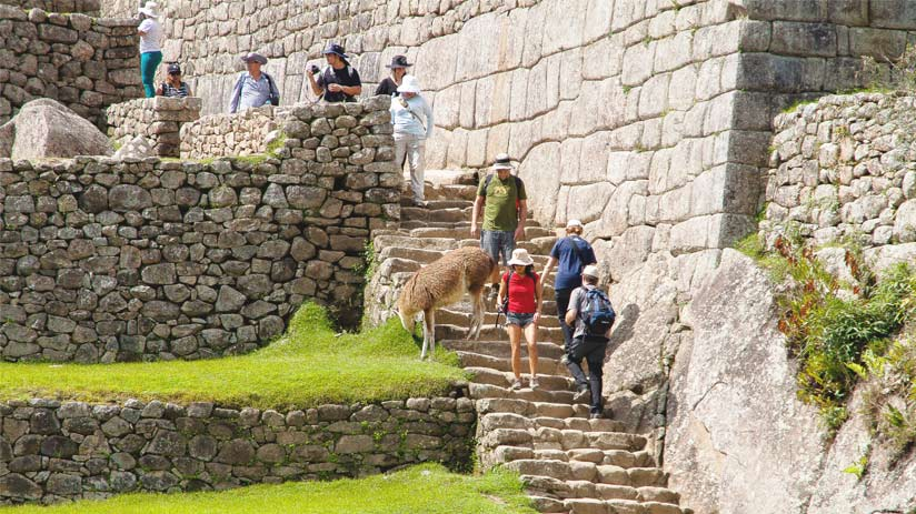 planning your honeymoon in machu picchu