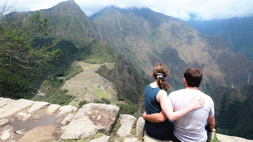 what to do in your honeymoon in machu picchu