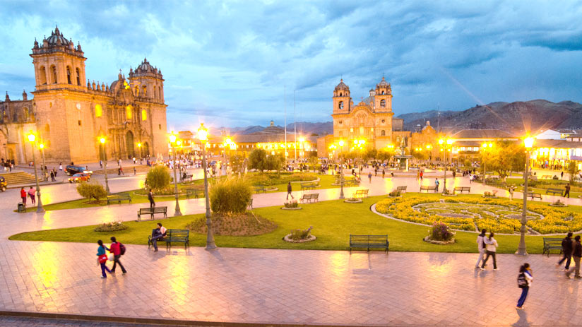 peru tour companies in cusco main square