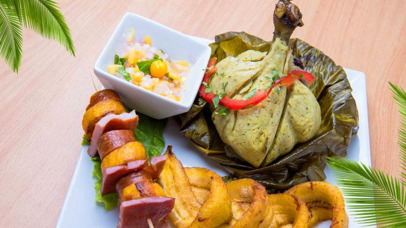 peru tourism and peruvian jungle food