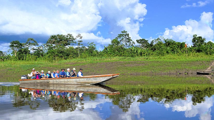 visit peru amazon with machu travel peru