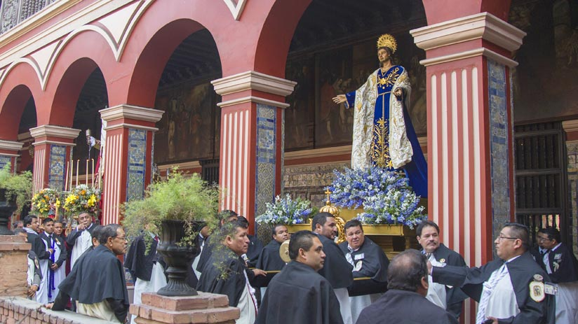 what to do in peru trujillo holy week