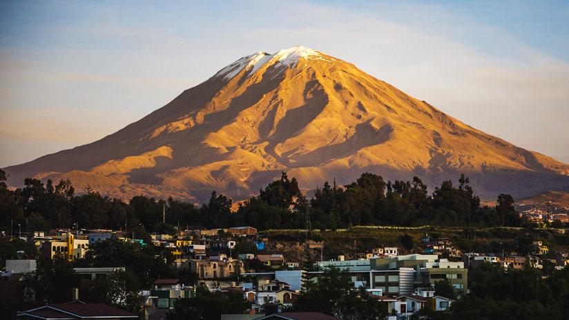 arequipa tourist attractions arequipa city misti volcano