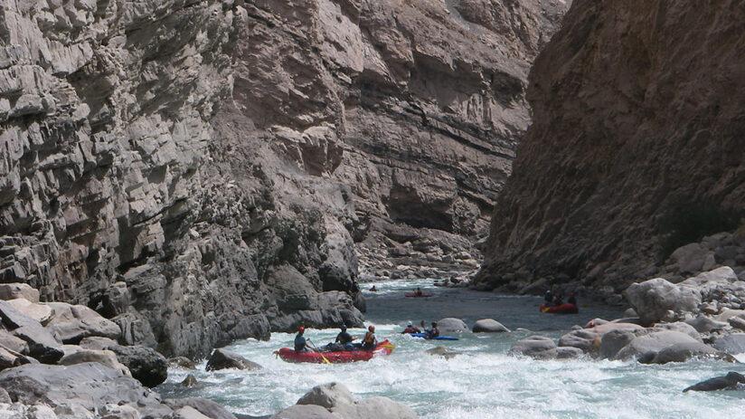 colca canyon adventure activities