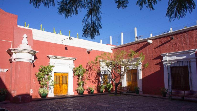 colca canyon santuarios andinos museum