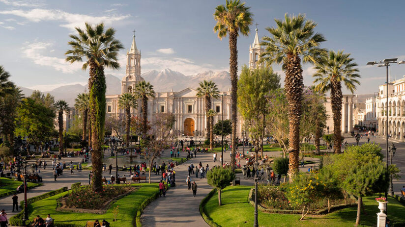 tourist attractions in arequipa