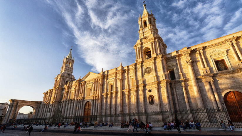 tourist attractions in arequipa cathedral