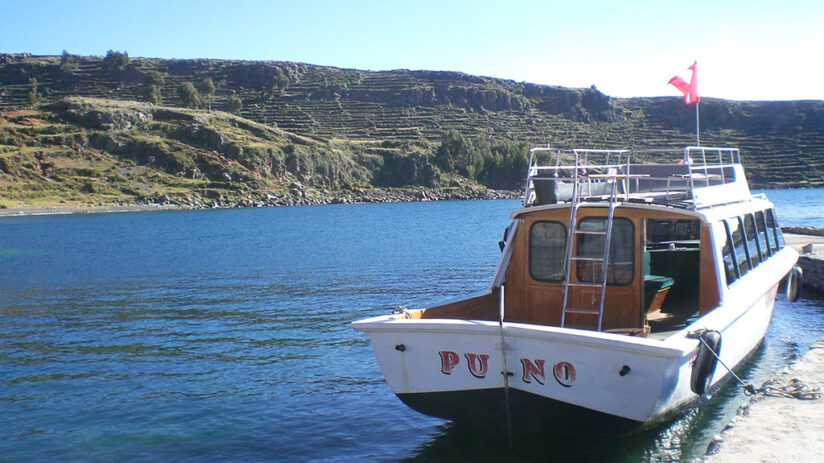 about boat tours on lake titicaca