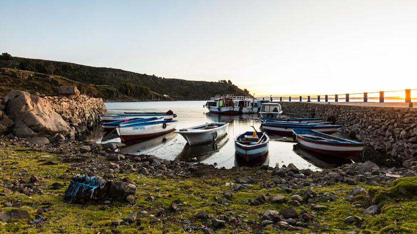 amantani island boat tours on lake titicaca