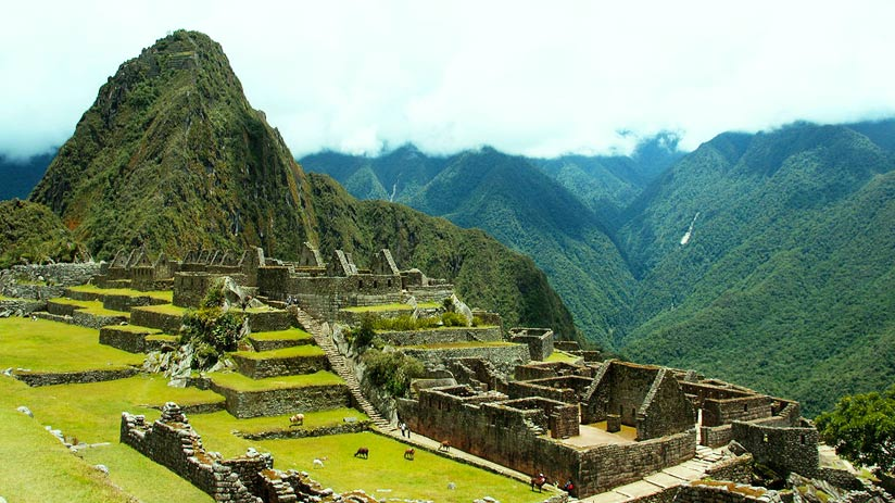 how to get to machu picchu dry season