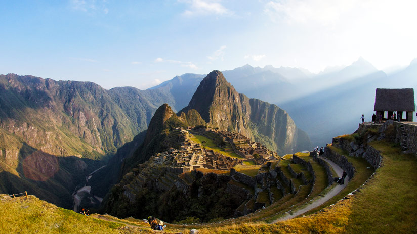 how to get to machu picchu lost city of incas