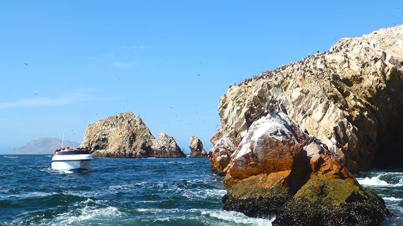 peru itinerary ica paracas