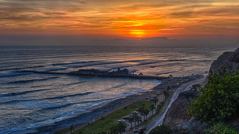 peru itinerary lima peruvian coast