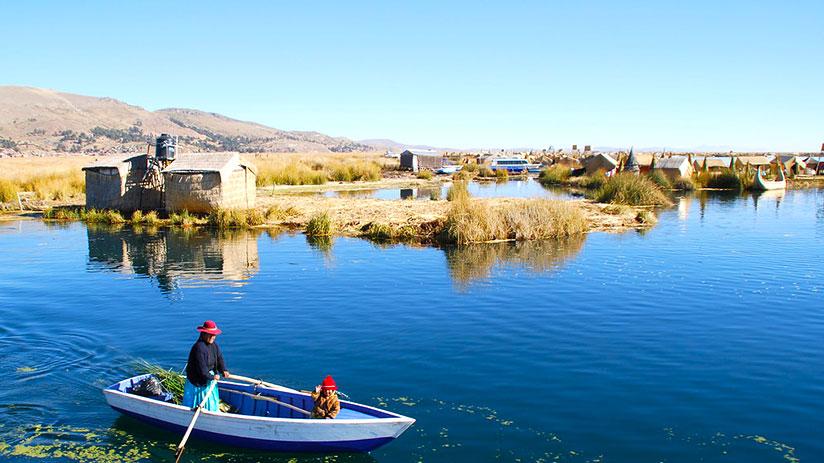 peru itinerary puno titicaca lake