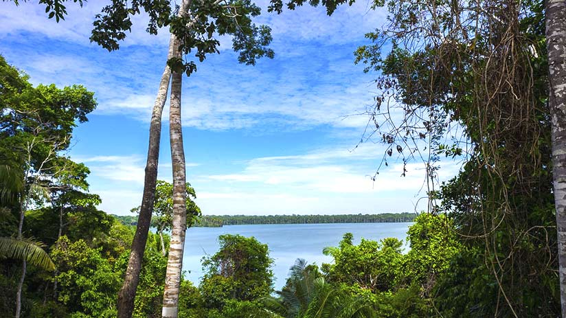 peru itinerary tambopata reserve sandoval lake