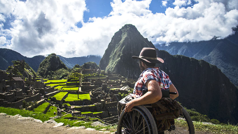 planning a trip to peru wheelchair