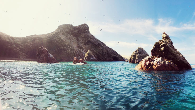 sandboarding paracas islas ballestas