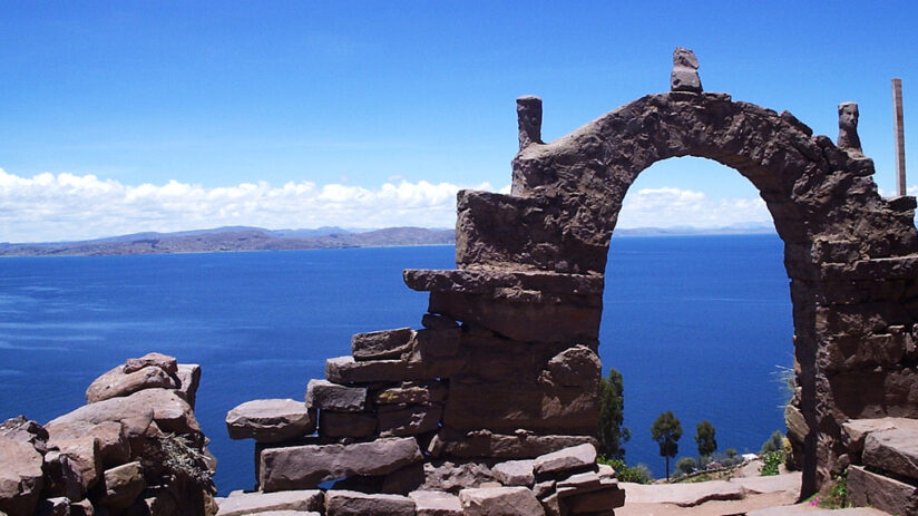 taquile island boat tours on lake titicaca