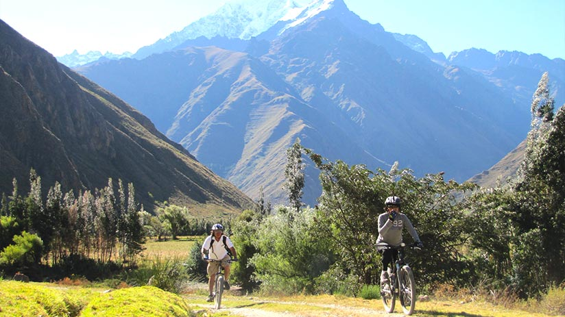 adventure sports in the sacred valley-mountain-biking