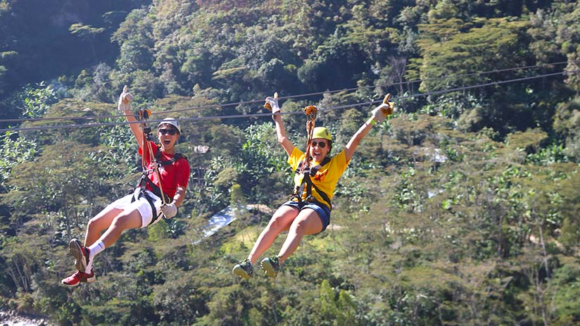 adventure sports in the sacred valley