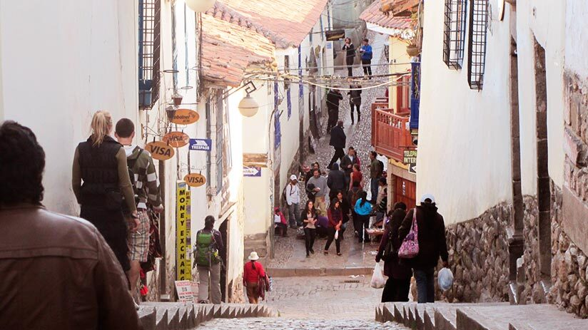 cusco city tour and some alternative things to do