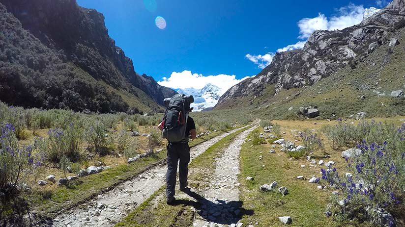 best time to walk inca trail dry season