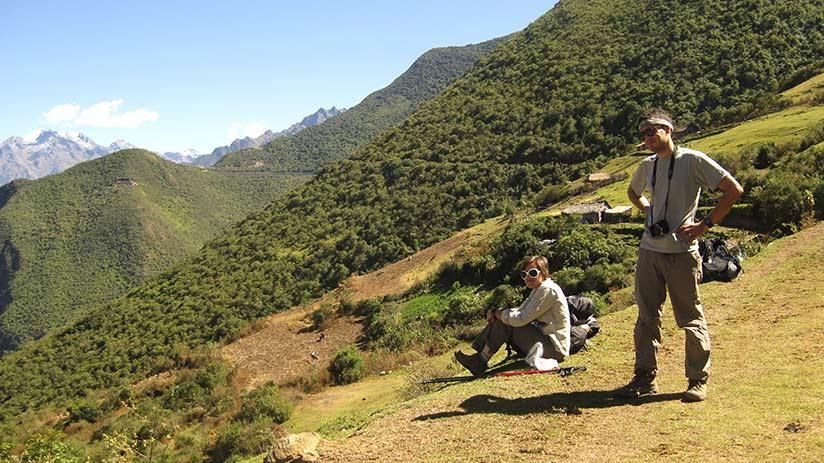 best time to walk inca trail