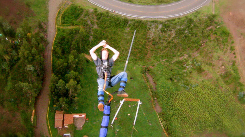 adventure sports bungee jumping