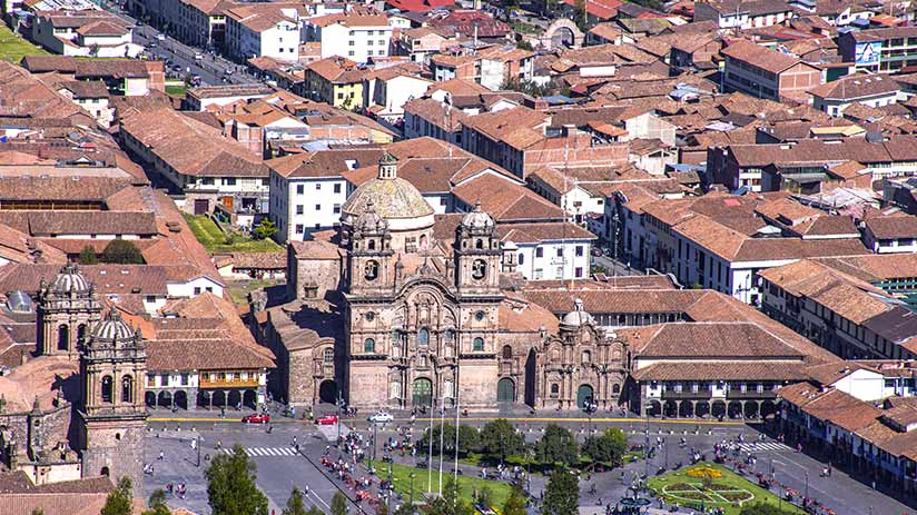 city tour in cusco city
