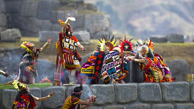 city tour in cusco inti raymi