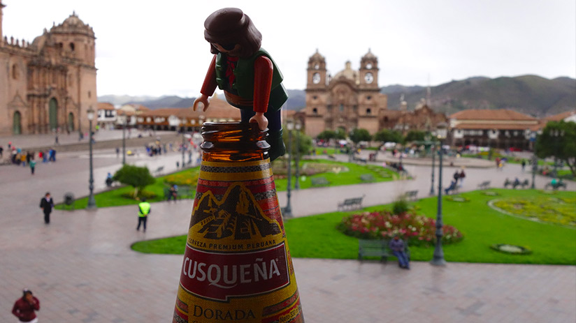cusco nightlife cerveza cusquena beer