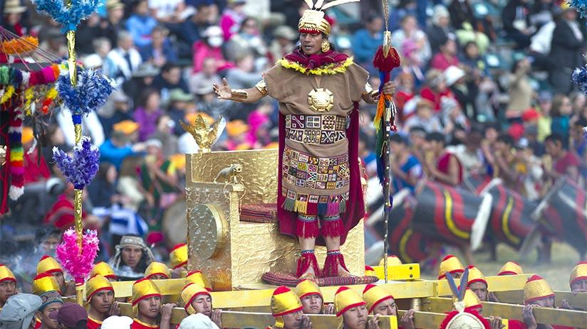 inti raymi celebration