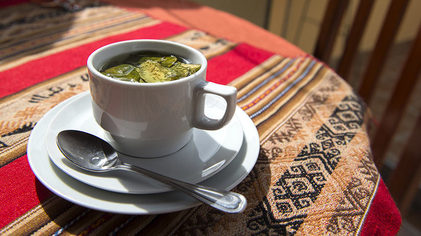 machu picchu holiday coca leaf tea