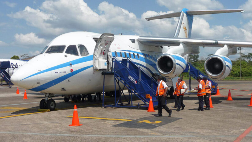 travel to tambopata by plane