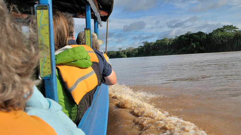 travel to tambopata how to get there