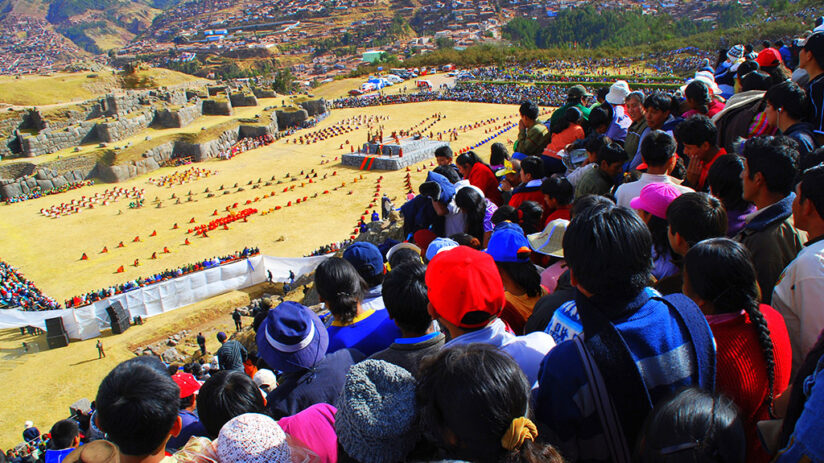 what the inti raymi is about