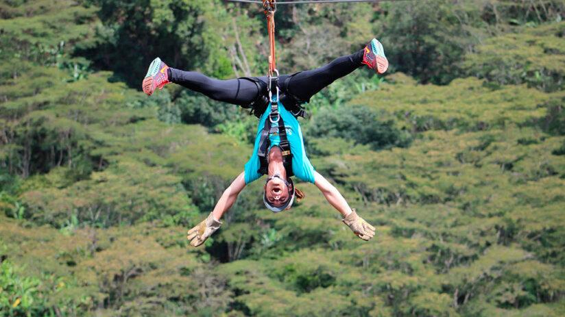 adventure sports zip line
