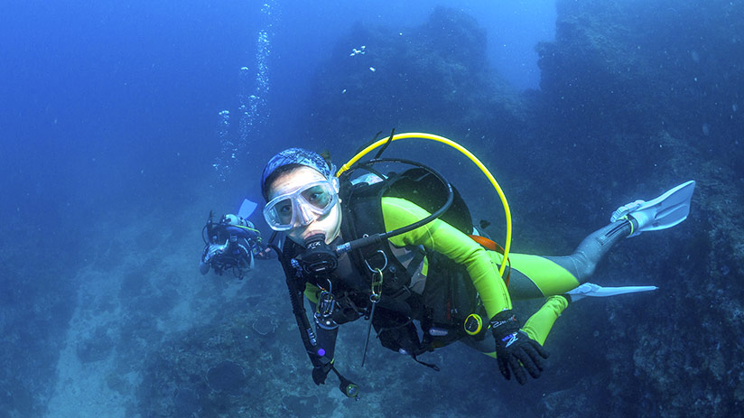 best time to visit peru scuba diving