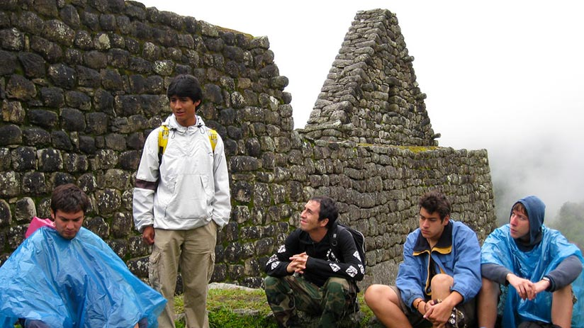 machu picchu cost with a guide