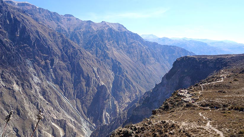 colca canyon rafting place