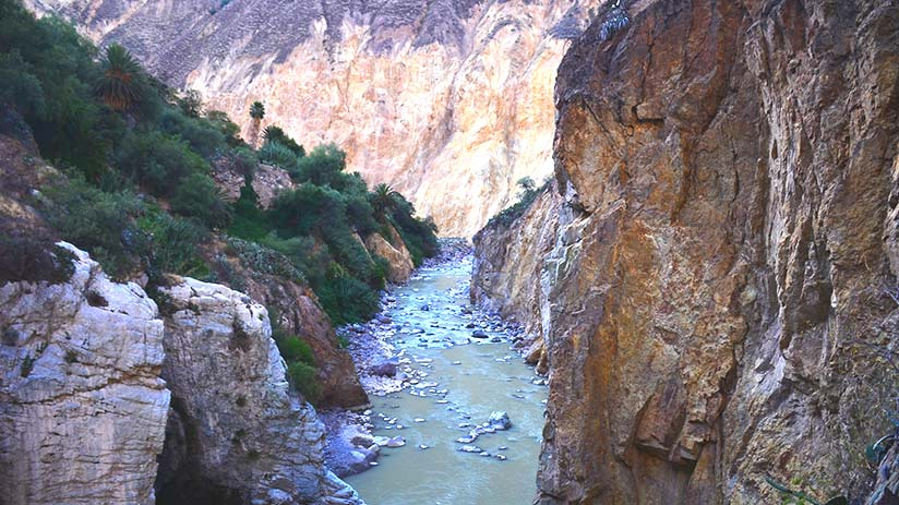 colca canyon rafting
