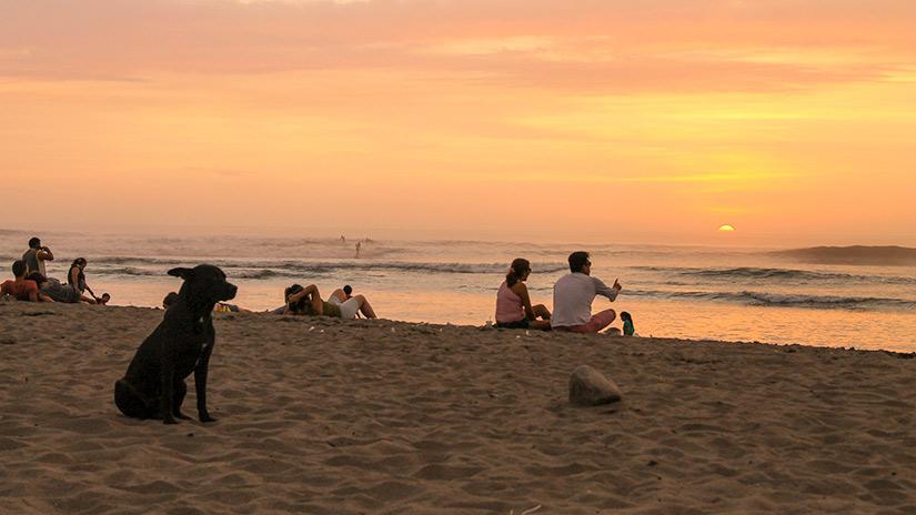 huanchaco beaches in peru