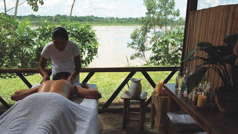 lodges in tambopata inkaterra reserva amazonica