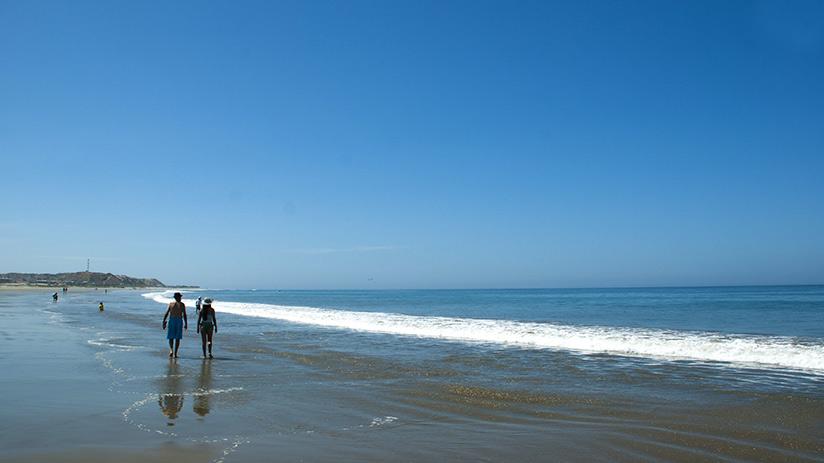 peru beaches punta sal