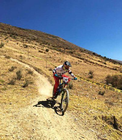 peruvian national downhill championship chupuro