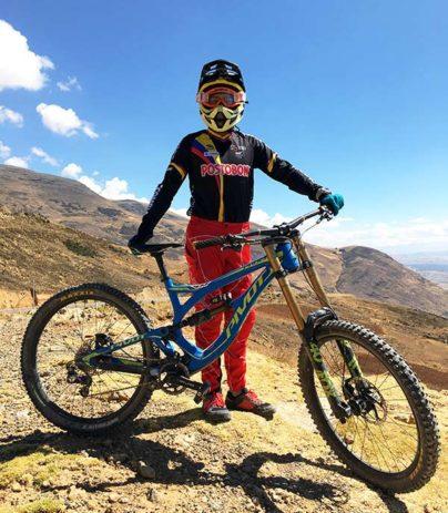 peruvian national downhill championship edmundo yabar